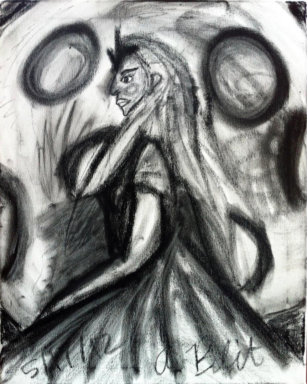 """Maiden of the Moon"""