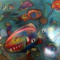 """Cubist Fish"""