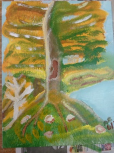 """""""Featherleaf Tree"""""""