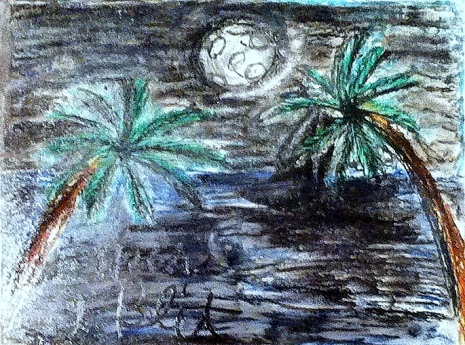 """Night in Paradise"""