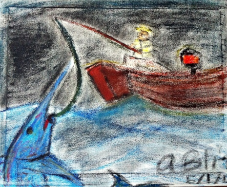 """""""Old Man and the Sea"""""""