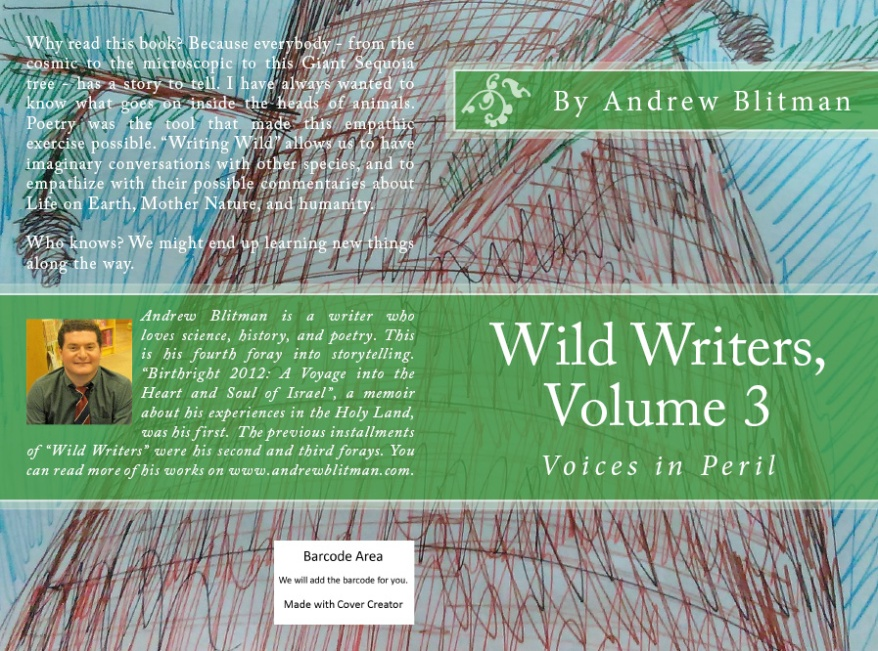 WIld Writers 3 Cover