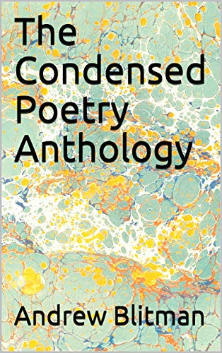 Condensed Poetry Front Cover