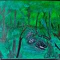 Cypress Swamp –11×14