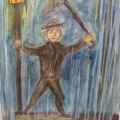 Gene Kelly – Singing in the Rain –16×20