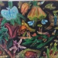Insect Ensemble –16×20