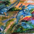 Petrels (2020) —Sold